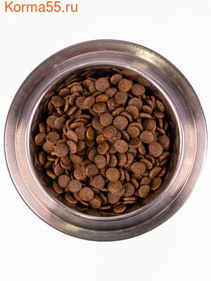 Сухой корм Monge Dog Monoprotein Puppy & Junior Salmone (лосось и рис) (фото, вид 1)