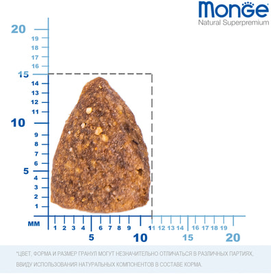 Сухой корм Monge Dog Monoprotein Chicken (курица, рис и картофель) (фото, вид 2)