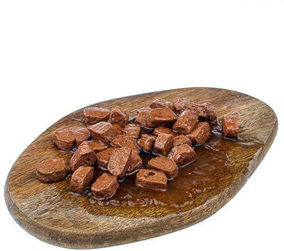 """Влажный корм Мнямс в соусе с ягненком """"Красивая шерсть"""" (фото, вид 3)"""