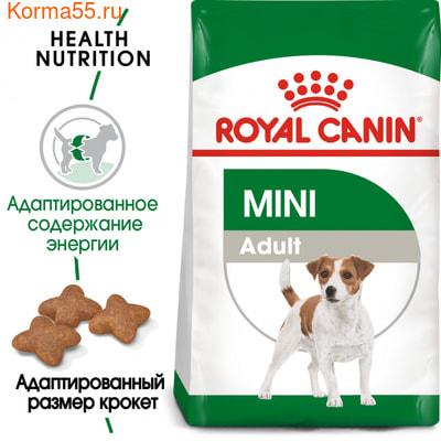 Сухой корм Royal canin MINI ADULT (фото, вид 2)