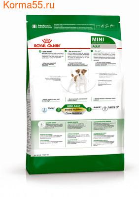 Сухой корм Royal canin MINI ADULT (фото, вид 1)