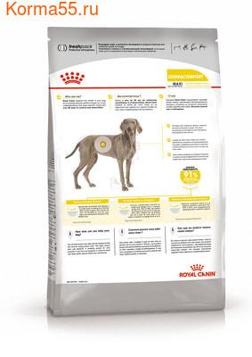 Сухой корм Royal canin MAXI DERMACOMFORT (фото, вид 1)