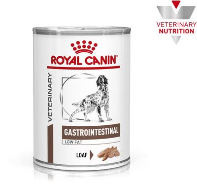 Влажный корм GASTROINTESTINAL LOW FAT CANINE банка (фото, вид 7)
