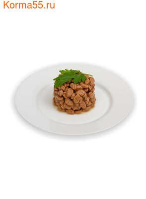 Влажный корм Candycat с индейкой и овощами в желе (фото, вид 1)