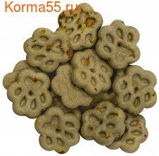 Деревенские лакомства: печенье с крольчатиной и морковью (фото, вид 1)