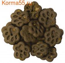 Деревенские лакомства: печенье суткой ияблоками (фото, вид 1)