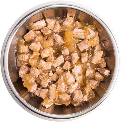 Влажный корм Monge GRILL для кошек с макрелью (фото, вид 3)