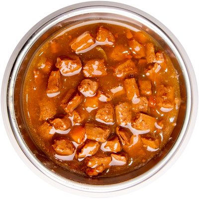 Влажный корм Monge Cat BWild Grain Free (из трески с креветками и овощами) (фото, вид 3)