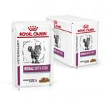 Влажный корм Royal canin RENAL C ТУНЦОМ пауч. Вид 2