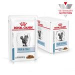 Влажный корм Royal canin SKIN & COAT FORMULA пауч. Вид 2