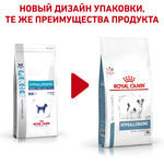 Сухой корм Royal canin HYPOALLERGENIC SMALL DOG HSD 24 CANINE. Вид 2
