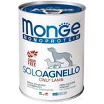 Влажный корм MONGE DOG MONOPROTEIN, ягненок. Вид 2