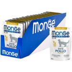 Влажный корм Mogne Monoprotein для стерилизованных кошек с курицей. Вид 2