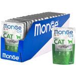 Влажный корм Monge GRILL для кошек с кроликом. Вид 2