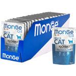 Влажный корм Monge GRILL для кошек с макрелью. Вид 2
