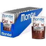 Влажный корм Monge GRILL для кошек с ягненком. Вид 2