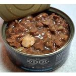 Влажный корм X-DOG ТУНЕЦ С ЛОСОСЕМ И БРОККОЛИ. Вид 2