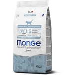 Сухой корм Monge Cat Monoprotein Kitten Trout (форель). Вид 2
