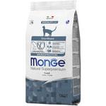 Сухой корм Monge Cat Monoprotein Sterilised Trout (форель). Вид 2