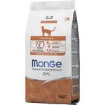 Сухой корм Monge Cat Monoprotein Sterilised Duck (утка). Вид 2