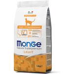 Сухой корм Monge Cat Speciality Light (индейка). Вид 2