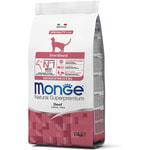 Сухой корм Monge Cat Monoprotein Sterilised Beef (говядина). Вид 2