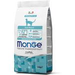 Сухой корм Monge Cat Monoprotein Sterilised Merluzzo (треска). Вид 2