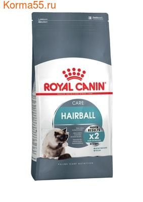 Сухой корм Royal canin HAIRBALL CARE (фото)