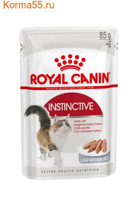 Влажный корм Royal canin INSTINCTIVE (В ПАШТЕТЕ) (фото)