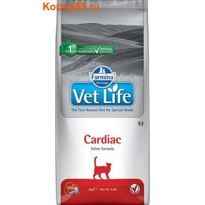 Сухой корм Farmina Vet Life Cat Cardiac (фото)