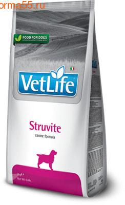 Farmina Vet Life Dog Struvite (фото)