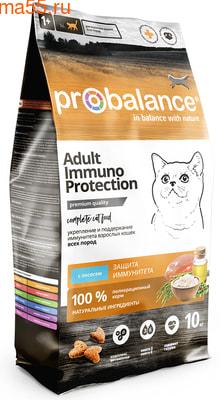 Сухой корм ProBalance Immuno Salmon