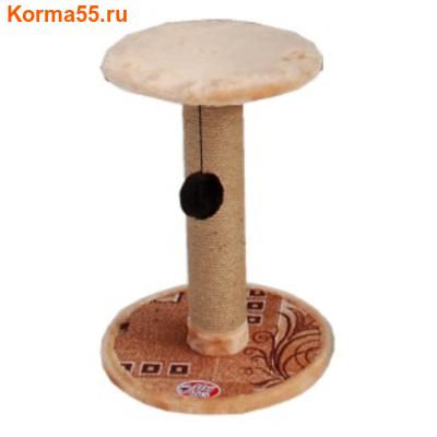 Когтеточка Столбик Барный стул №011