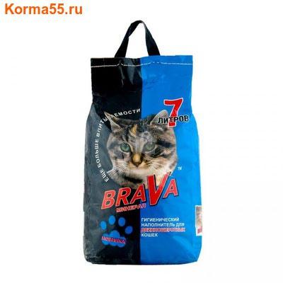 Наполнитель Наполнитель BraVa для длинношерстных кошек