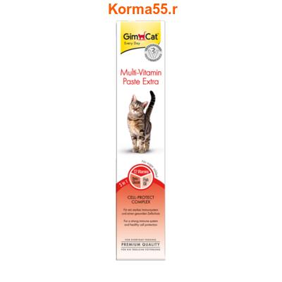 Паста GimCat Extra Multi-Vitamin Paste