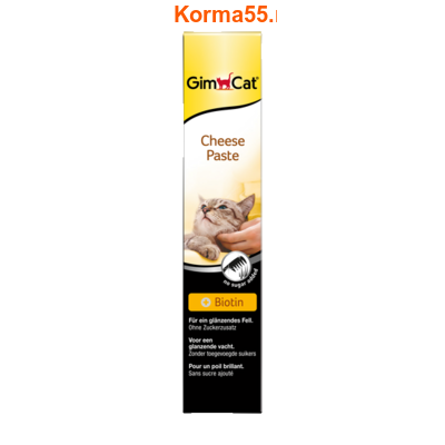 Паста GimCat Cheese Paste