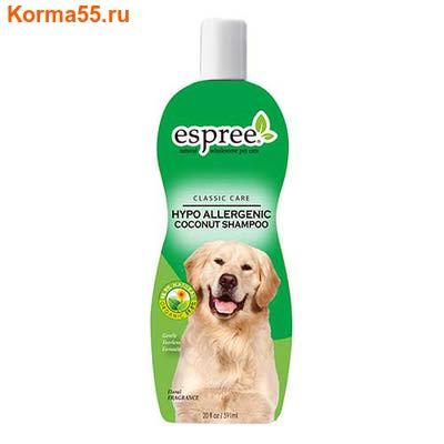 Шампунь Espree гипоаллергенный с кокосом «Без слез»