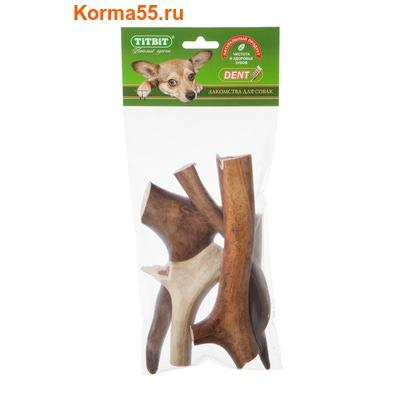 Лакомства Рога оленя в мягкой упаковке (фото)