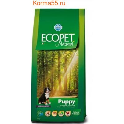 Farmina Ecopet Natural Puppy Maxi