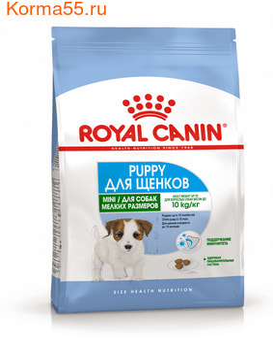 Сухой корм Royal Canin MINI PUPPY (фото)
