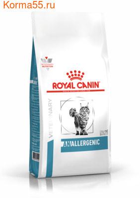 Сухой корм Royal Canin ANALLERGENIC feline (фото)