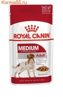 Влажный корм Royal Canin MEDIUM ADULT (фото)