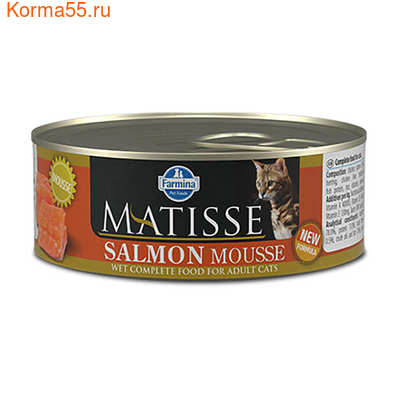 Консерва Farmina Matisse Salmon Mousse