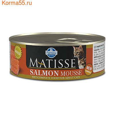 Консерва Farmina Matisse Salmon Mousse