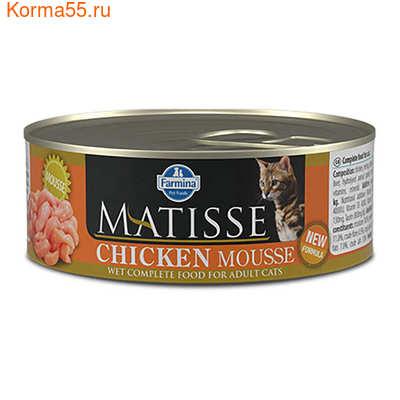 Консерва Farmina Matisse Chicken Mousse