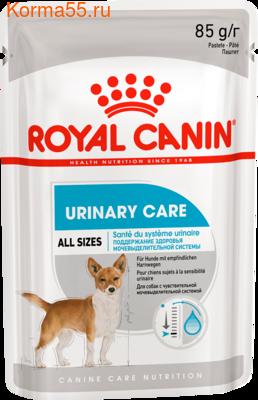 Влажный корм Royal Canin URINARY POUCH LOAF (В ПАШТЕТЕ)