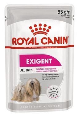 Влажный корм Royal Canin EXIGENT POUCH LOAF (В ПАШТЕТЕ) (фото)