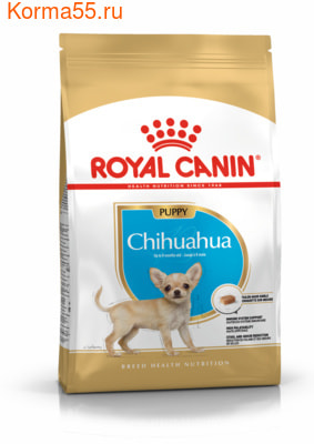 Сухой корм Royal canin CHIHUAHUA PUPPY