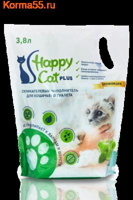 Наполнитель Happy Cat Яблоко