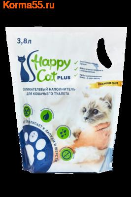 Наполнитель Happy Cat